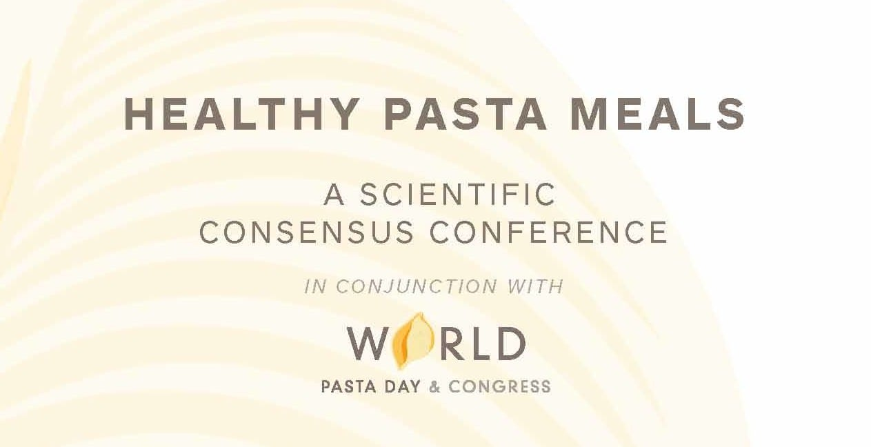 SCIENTISTS AGREE PASTA IS A HEALTHY FOOD