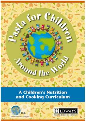 Pasta for Children Around the World is now also available in Portuguese