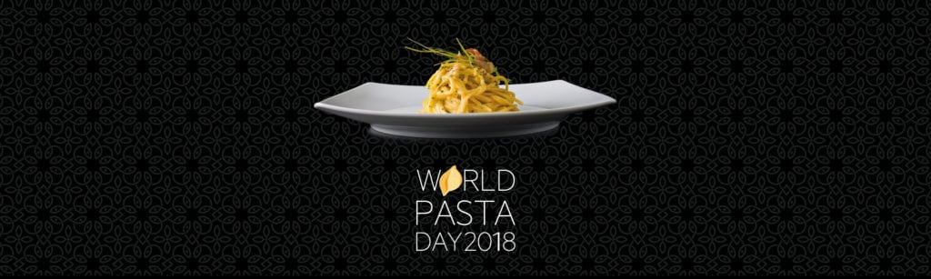 PASTA CELEBRATES 20 YEARS OF GLOBAL POPULARITY ON WORLD PASTA DAY 2018