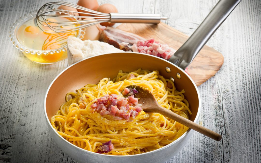 Carbonara: here's the recipes of the chefs