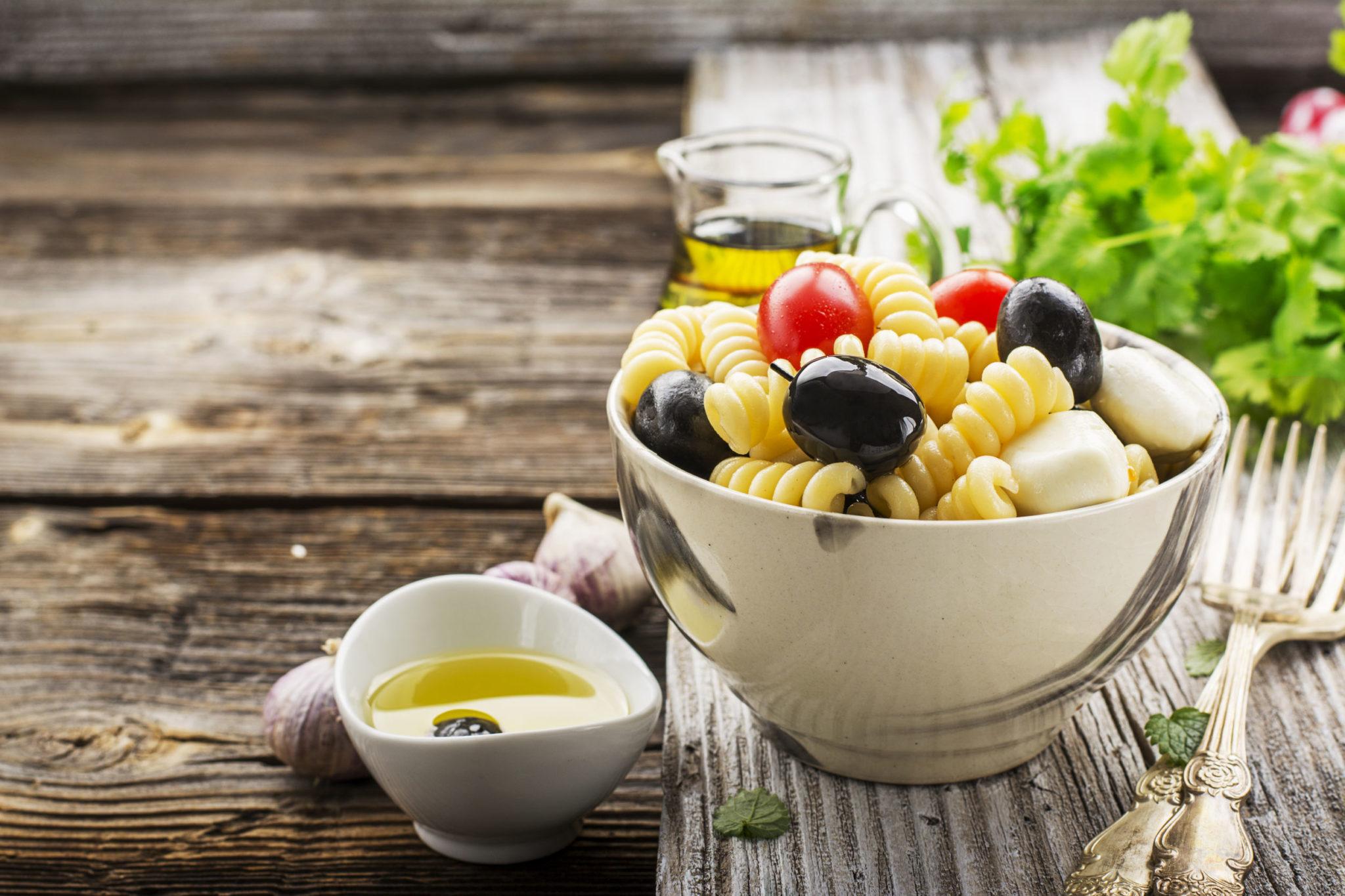 Pasta summer edition: light recipes of pasta with no regrets