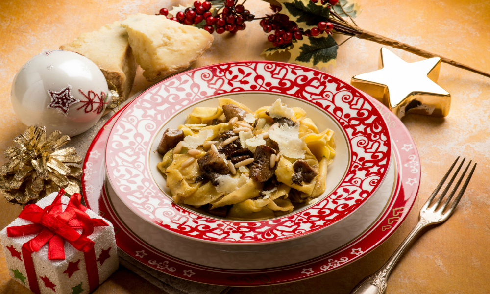 It's Christmas time: let's celebrate with some pasta recipes